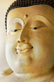 Old buddha face Royalty Free Stock Photo