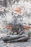 Old Buddha Historical Royalty Free Stock Image