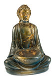 Old Buddha statue Royalty Free Stock Photography