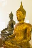 Old Buddha statue Stock Photography