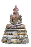 Old Buddha Statue Stock Photography
