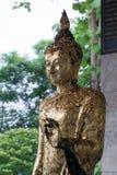 Old buddha status. Stock Photography