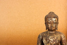 Old Buddha. Stock Photos