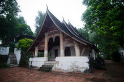 Old buddhist church Stock Image