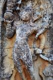 Old Buddhist statue, Ancient City Polonnaruwa, Sr� Stock Photo
