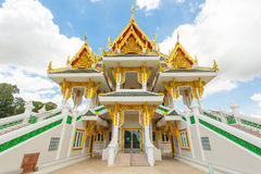 An old Buddhist temple Stock Images