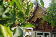 Old Buddhist temple in Thailand Stock Photography
