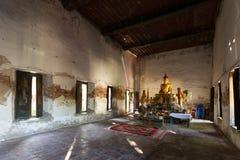 Old buddist temple Stock Photo