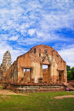 Old Budha temple in Thailand Stock Image