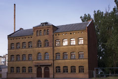 Old building 1. Old building of the German construction Kaliningrad Königsberg Royalty Free Stock Image