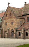 Old building. Historic old stone  building in Germany Stock Image