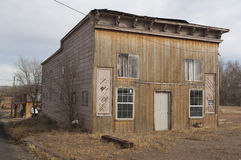 Old building. Route 66 in Arizona Stock Images