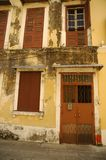 Old building. Showing old culture Royalty Free Stock Photos
