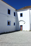 Old building, Alentejo, Portugal Stock Photography