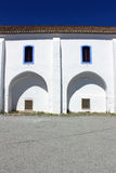 Old building, Alentejo, Portugal Royalty Free Stock Photos