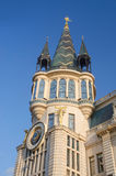 Old building in art nouveau style with tower,Batumi,Georgia Stock Photography