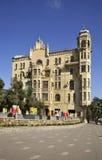 Old building in Baku. Azerbaijan Stock Photo