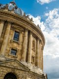 Bodleian Library - Oxford Royalty Free Stock Images