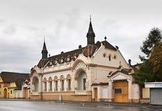 Old building in Brasov. Romania Stock Image
