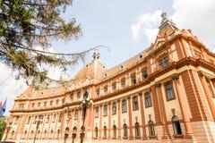 Old Building In Brasov Stock Photo