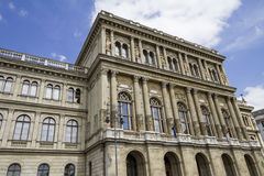 Old building in budapest Stock Photo
