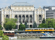 Old building of Budapest, Hungary Royalty Free Stock Photos