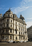 Old building, Buenos Aires. Royalty Free Stock Photos