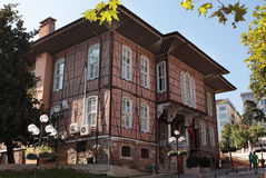 Old building of Bursa municipality Royalty Free Stock Photos