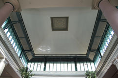 Old building ceiling Stock Photography