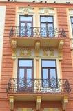 Old building in Chernivtsi Royalty Free Stock Image