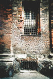 Old building detail Royalty Free Stock Photo