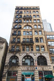 Old Building in Downtown New York City Royalty Free Stock Image
