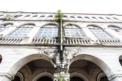 Old building of East Asiatic in Thailand Royalty Free Stock Photos