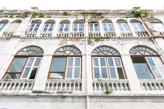 Old building of East Asiatic in Thailand Royalty Free Stock Image