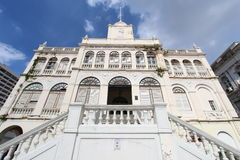 Old building of East Asiatic in Thailand Stock Photography