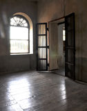 Old Building Empty Rooms Stock Photos
