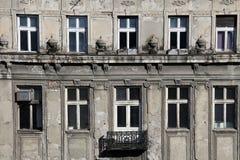 Old building facade Royalty Free Stock Photo
