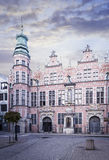 Old building in Gdansk Royalty Free Stock Image
