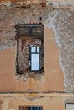 Old building, Halki island Royalty Free Stock Photography