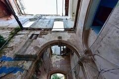Old Building - Havana, Cuba Stock Photos