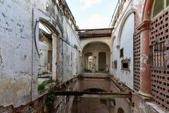 Old Building - Havana, Cuba Royalty Free Stock Photography