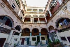 Old Building - Havana, Cuba Royalty Free Stock Photos