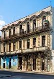 Old building in Havana Royalty Free Stock Image