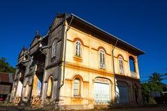 Old building idyllic Stock Photo