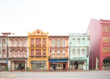 Free Old Building In China Town At Singapore Royalty Free Stock Photos - 104493558