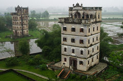 Old building in Kaiping Stock Photo