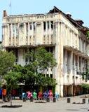 Old building. In kota tua jakarta Royalty Free Stock Image