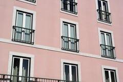 Old building, Lisbon, Portugal Stock Photos