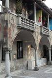 Old building in Ljubljana Stock Image