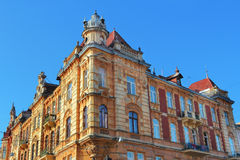 Old building in Lvov Royalty Free Stock Photography